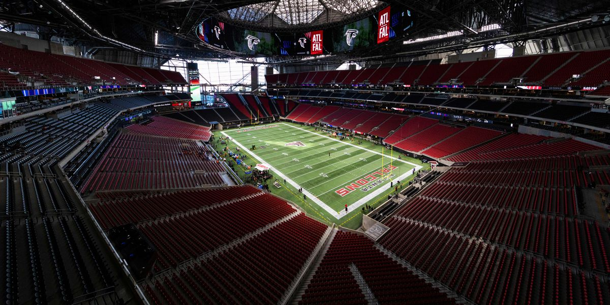 Falcons schedule 2020: Team to allow limited capacity of fans in Week 5 - DraftKings Nation
